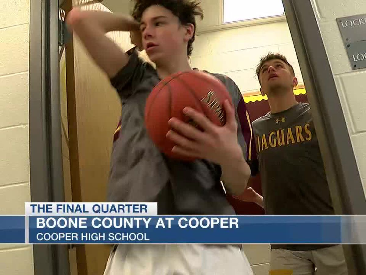 Cooper wins battle of Boone County