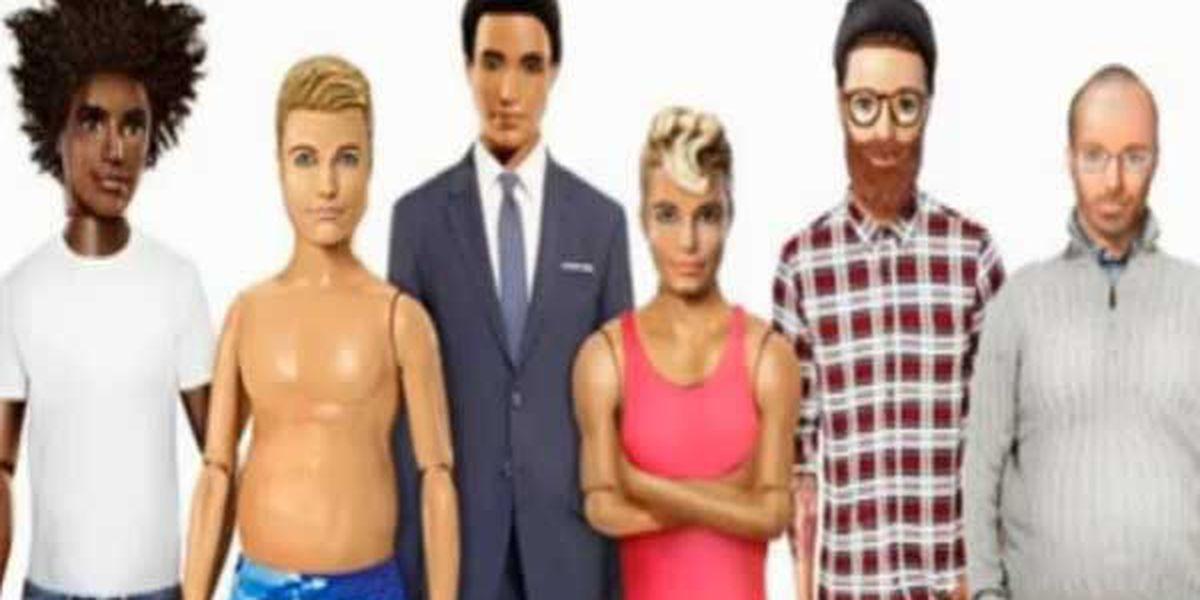 'Beach DadBod Ken' makeover after Curvy Barbie