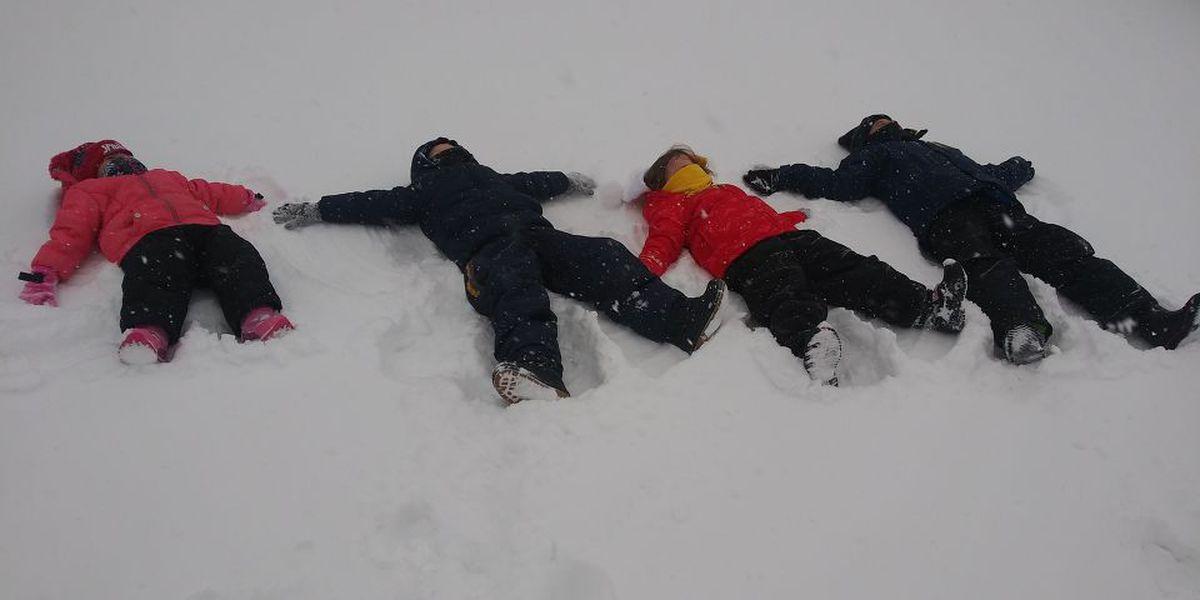 PHOTOS: Snowfall returns to the Tri-State