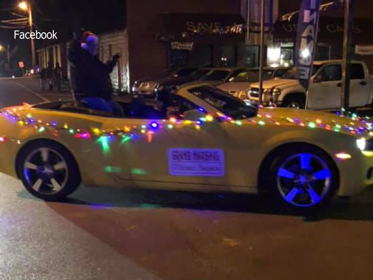 Sex offender chosen to lead Mid-South Christmas parade