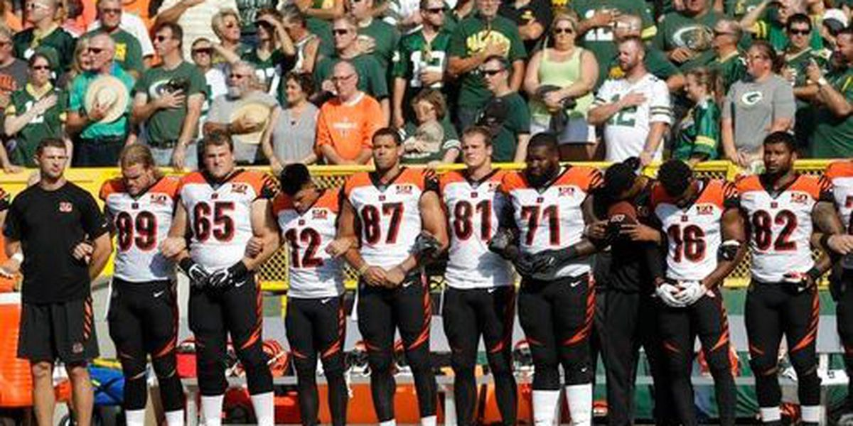 Bengals coach: Our players wanted to be respectful to veterans