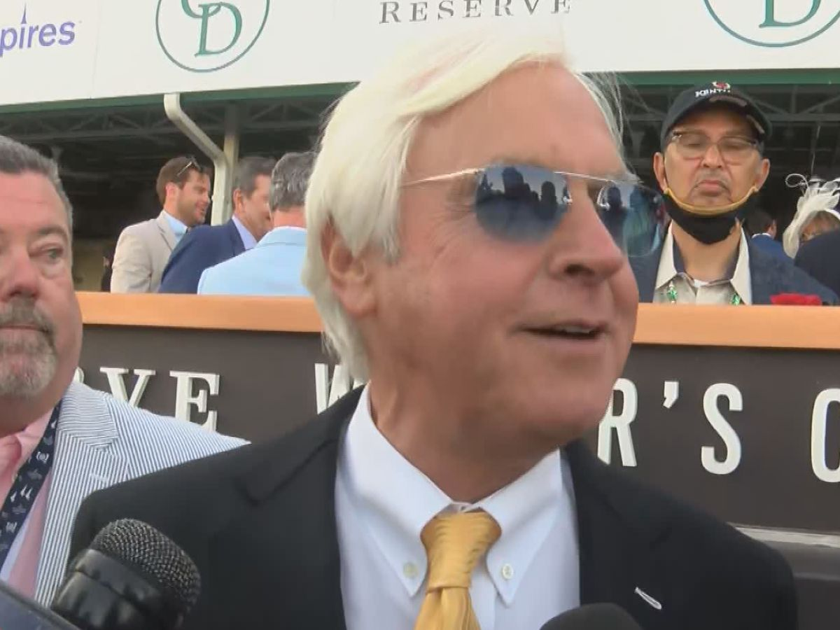 Baffert faced previous scandals prior to Medina Spirit's positive test