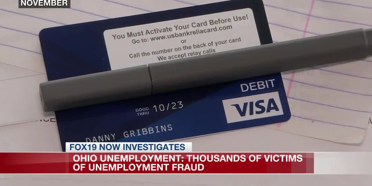 FOX19 NOW Investigates: Ohio borrowing nearly $7M/day on average to pay unemployment benefits