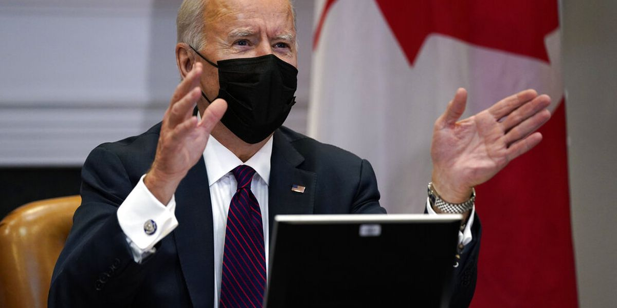Biden marks 50M vaccine doses in first 5 weeks in office