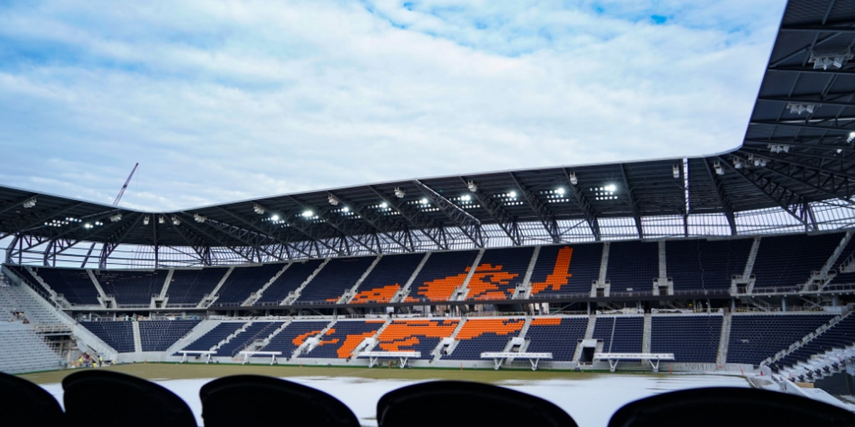 FC Cincinnati home matches to be at, or near, full capacity in June