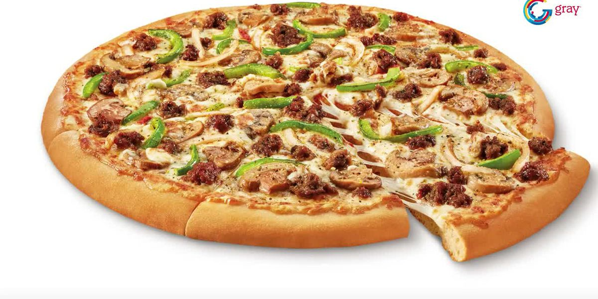 Impossible Foods and Little Caesars team up to make meatless sausage