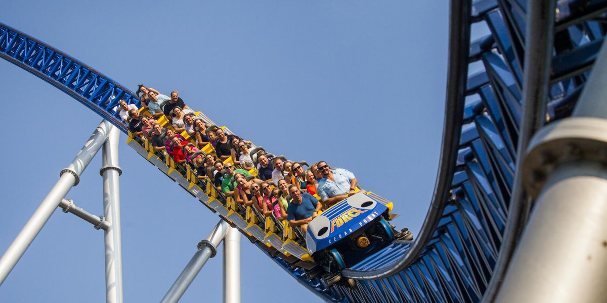 Cedar Point named 'Best Amusement Park' in the US