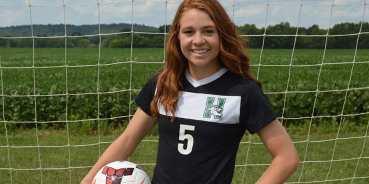 Penn Station Athlete of the Month: Maddy Pittman of Harrison High School
