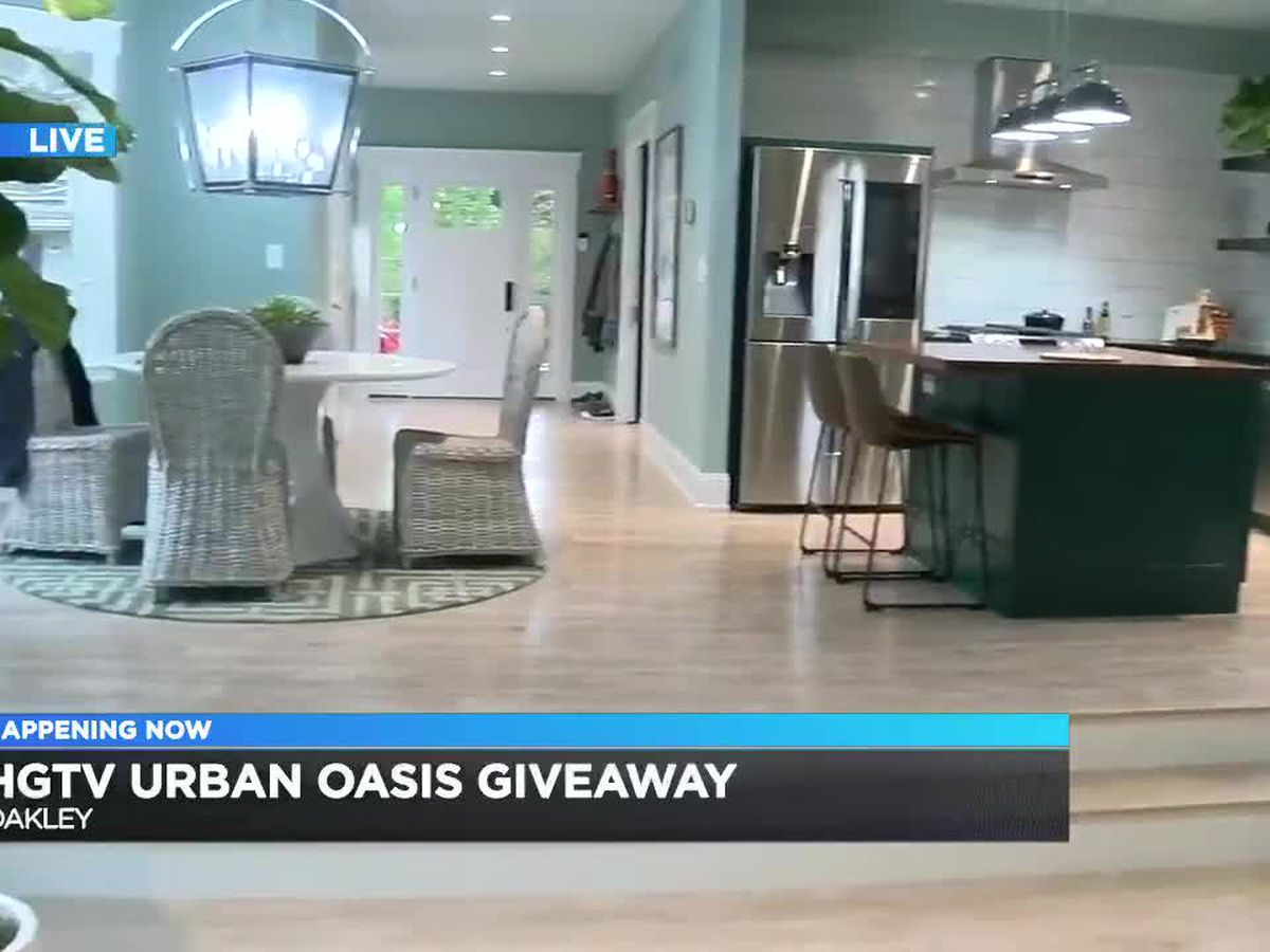 She wants the house! HGTV Urban Oasis winner decides against $350,000 lump sum in favor of Cincinnati home