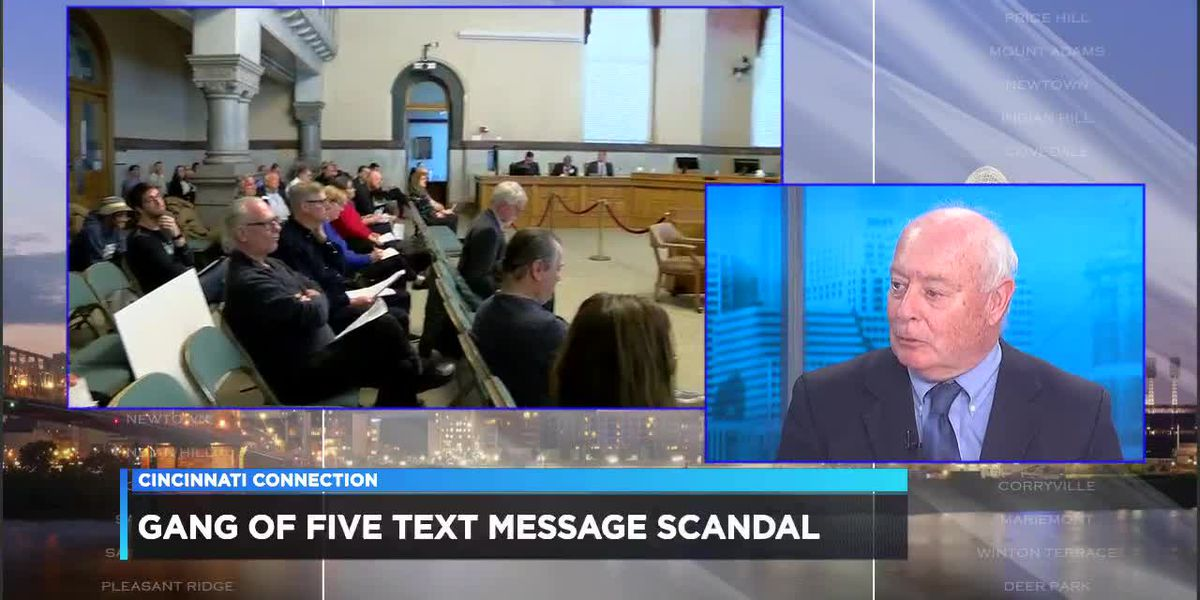 Cincinnati Connection: Gang of Five Text Message Scandal