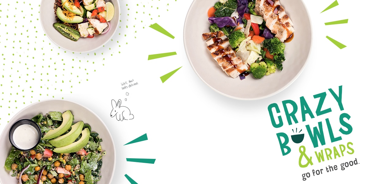 Crazy Bowls & Wraps opens its first Tri-State location