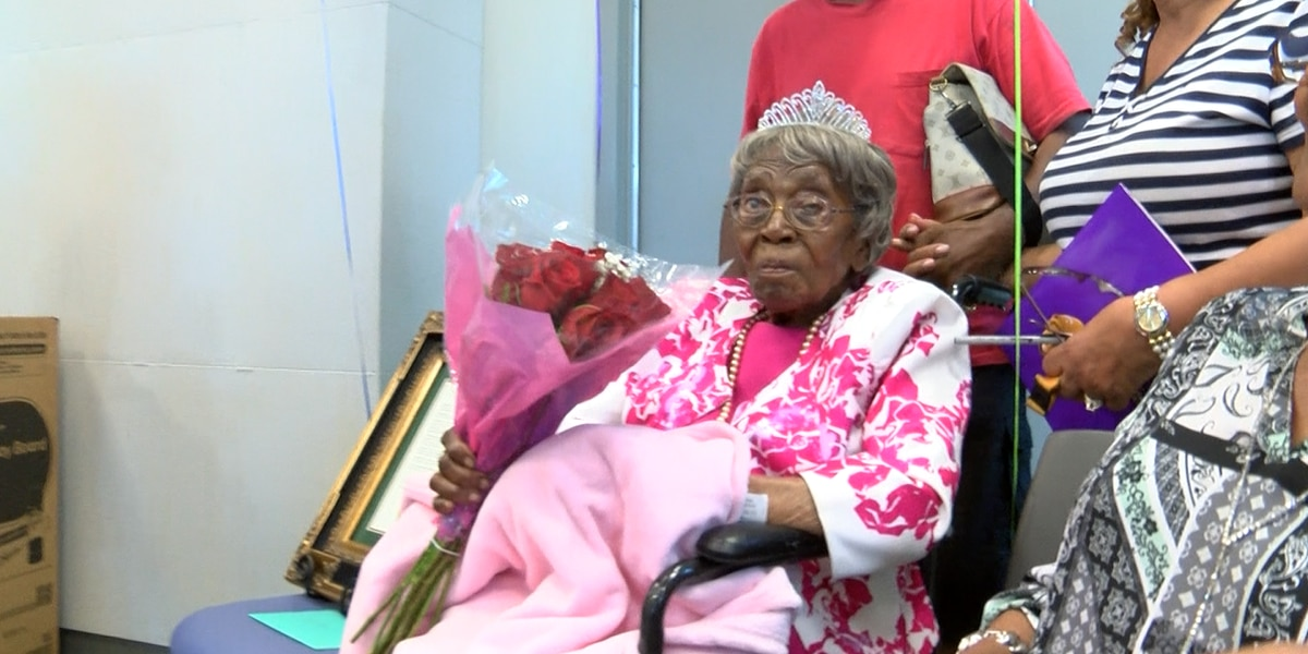 114-year-old Charlotte, N.C. woman is now oldest living American