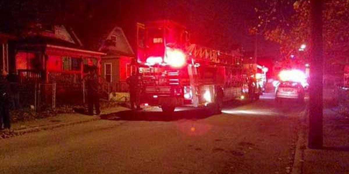 One arrested in Covington house fire