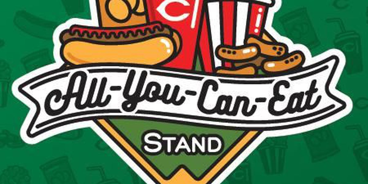 New 'All You Can Eat' concession stand at GABP
