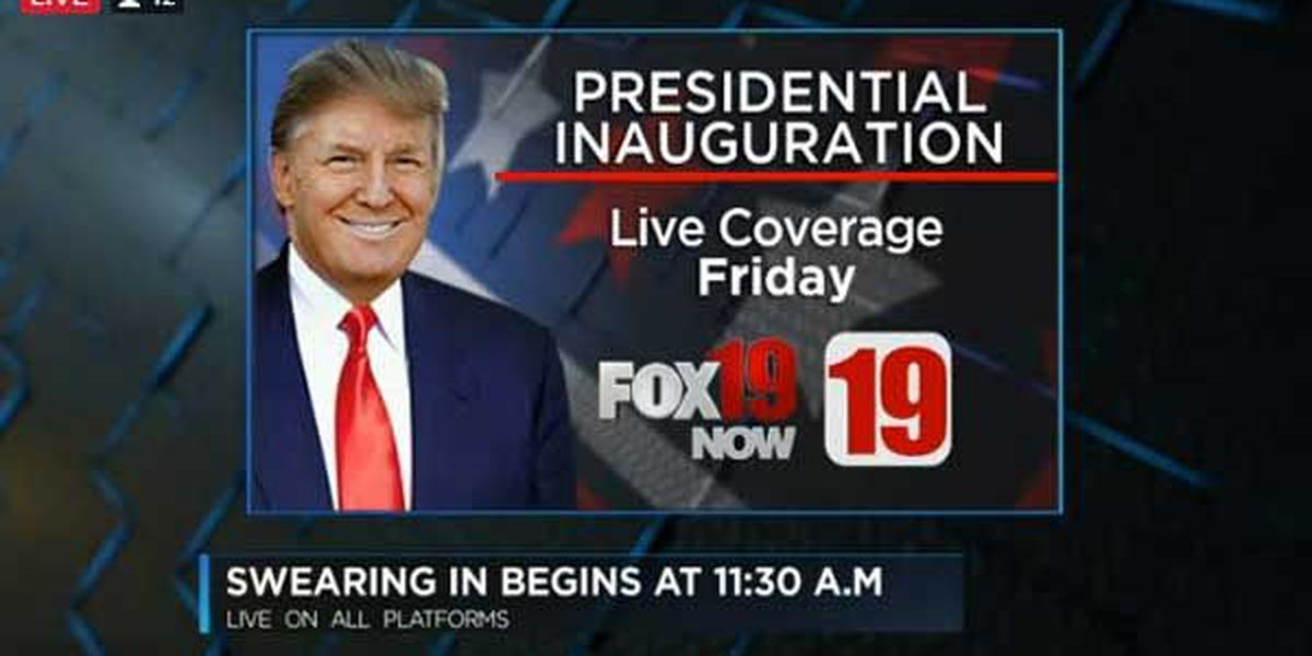 Your guide to Inauguration Day: Click here for what you need to know