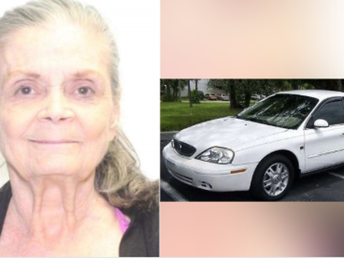 Alert canceled for endangered missing woman