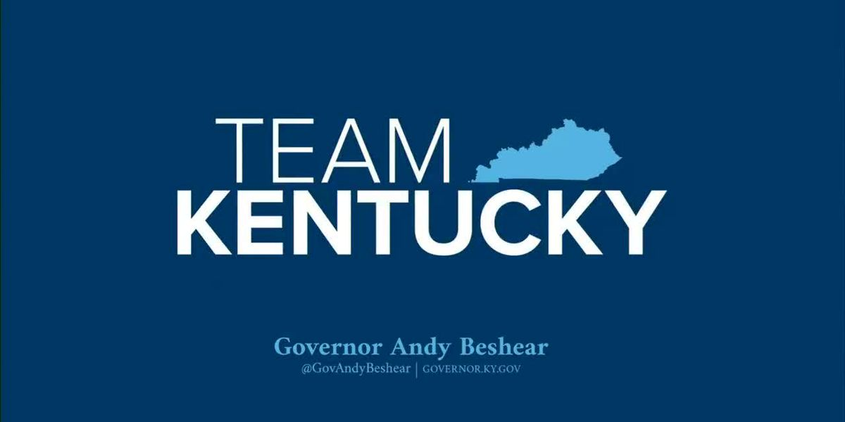 Kentucky Gov. Beshear announces largest one-day increase in coronavirus cases