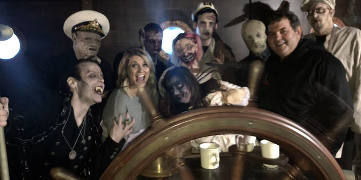 U.S.S. Nightmare offers haunting fun for Halloween