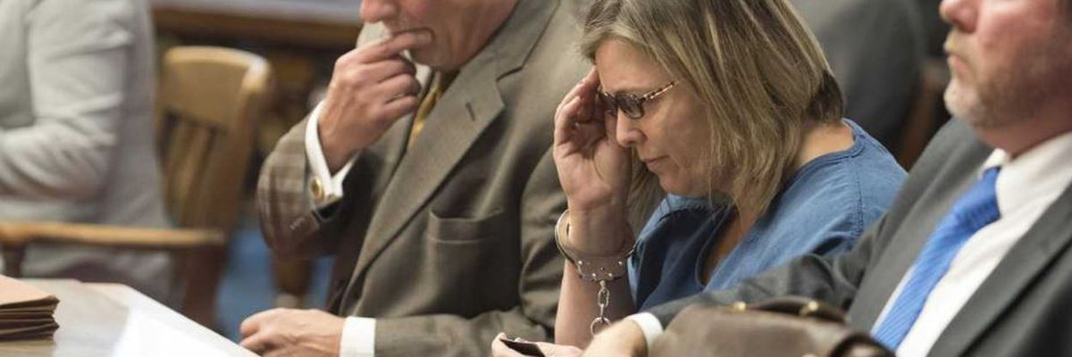 Another plea of 'not guilty' in the Rhoden family murders