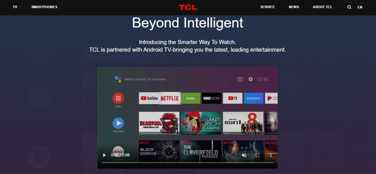 Major security flaw found in TCL Android TV's, tech researchers say