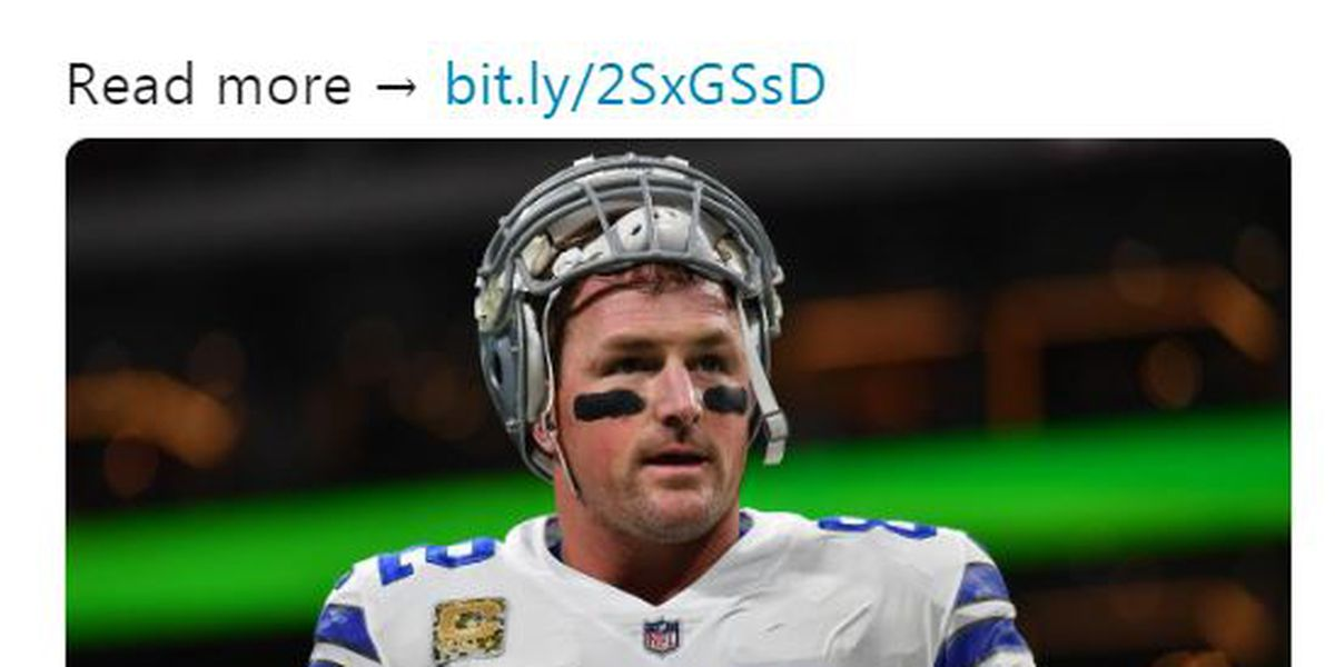 Witten's back: Cowboys announce return of Jason Witten