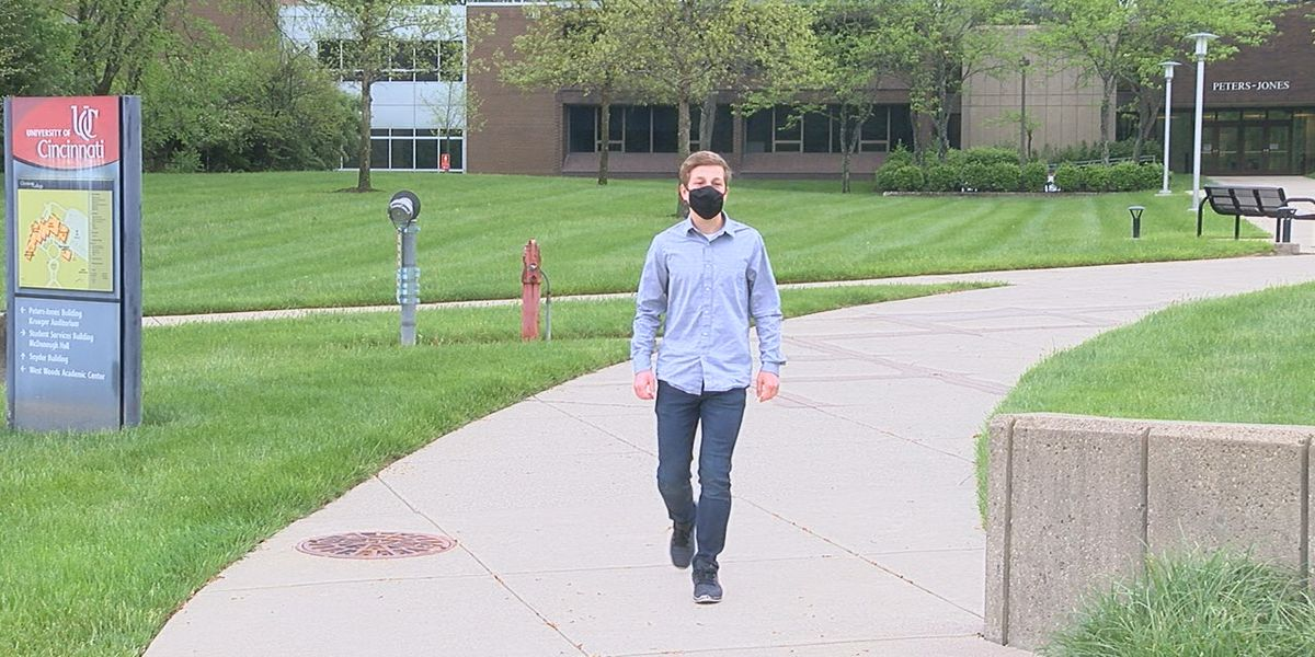 West Clermont High School student's report on tornado scale wins college competition