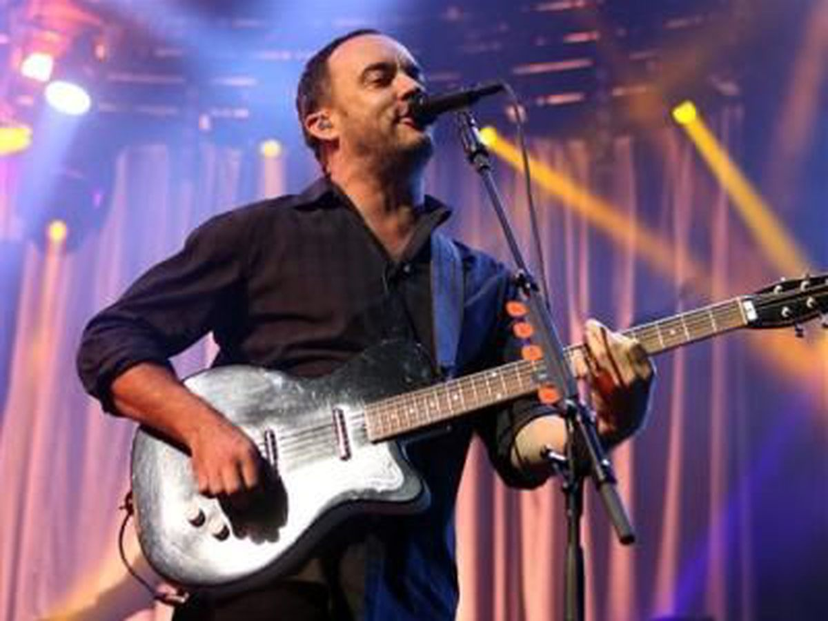 Dave Matthews Band coming to Riverbend