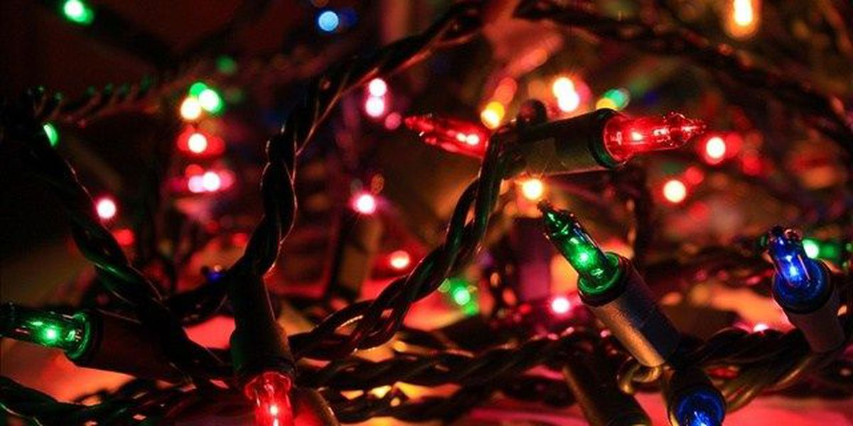 Control Ohio man's Christmas lights from anywhere in the world