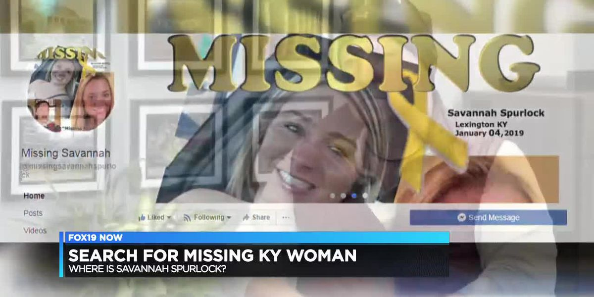 Search for missing KY woman