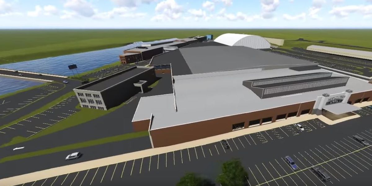 Groundbreaking at sports complex expected to draw thousands to Hamilton
