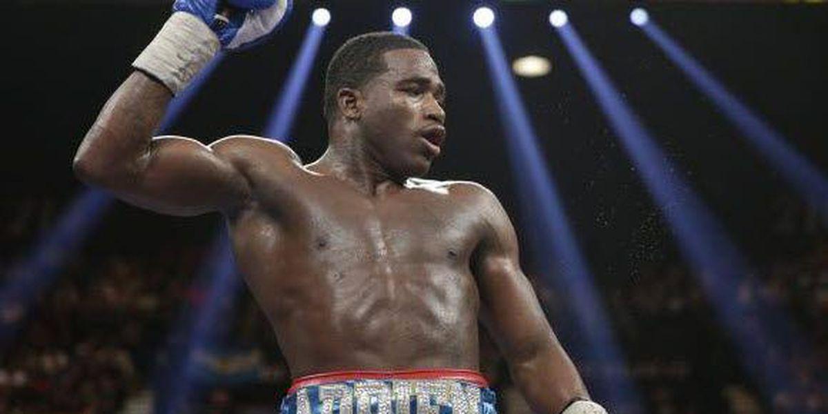Former boxing champ Broner arrested in Atlanta