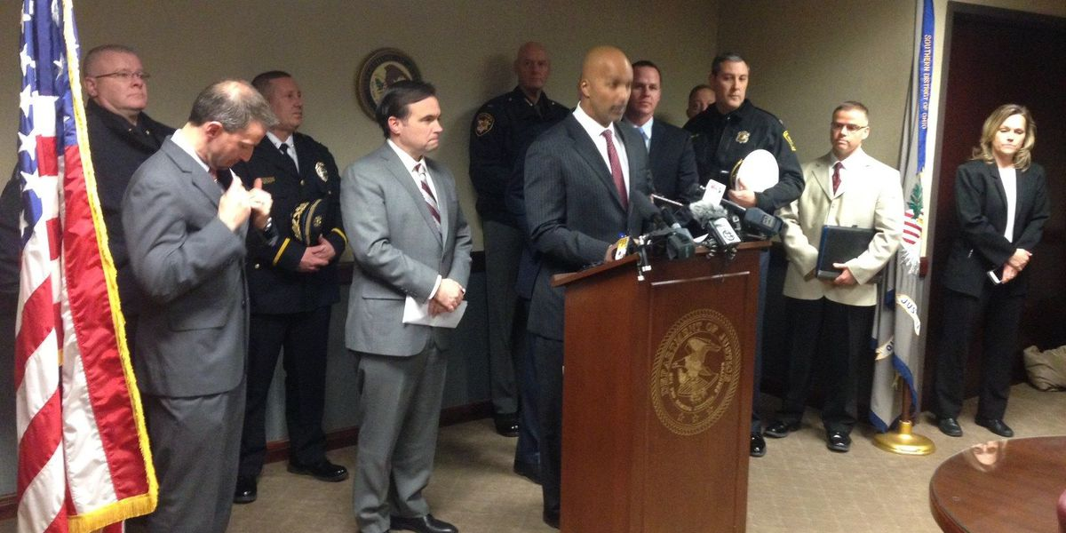 15 charged in federal gun blitz