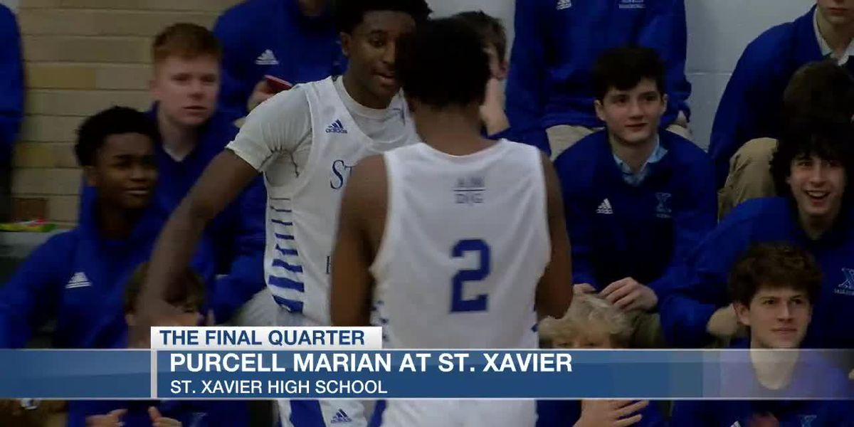 St. Xavier wins 8th straight