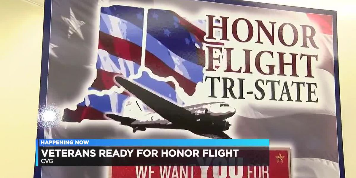 Fourth Honor Flight of the year