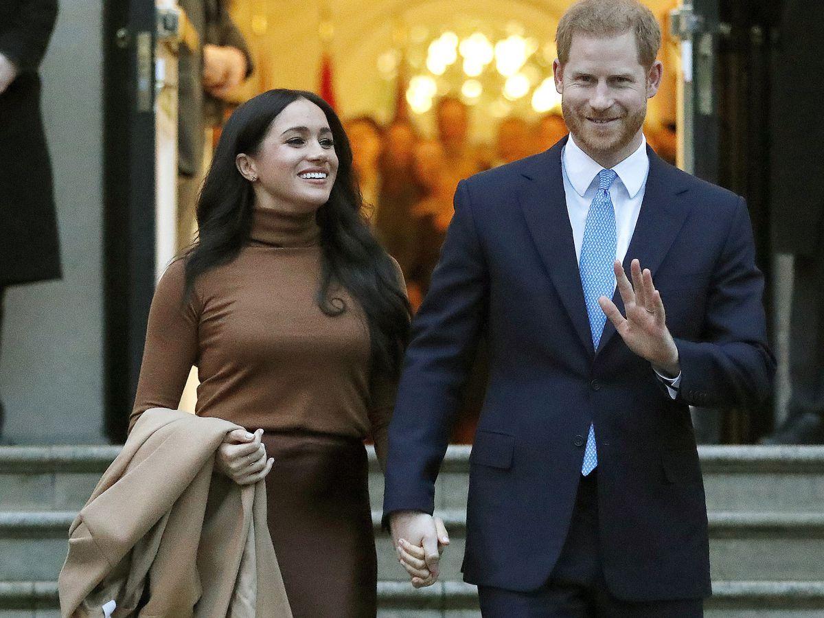 Prince Harry, Meghan Markle move into new California home