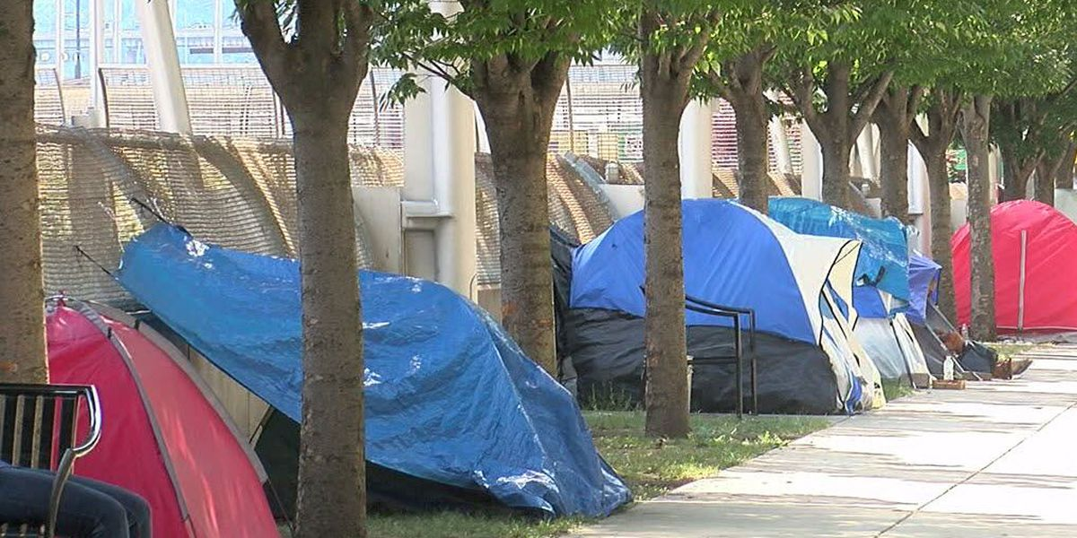 City gives Third Street homeless camp 72 hours to vacate