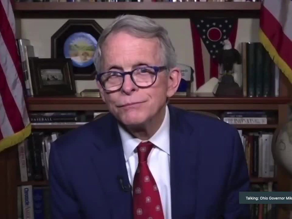 Gov. DeWine urges President Biden to further supply vaccine, federal funding to Ohio