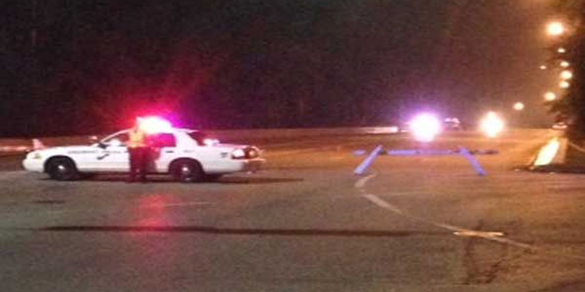 Bullets fly on Columbia Parkway