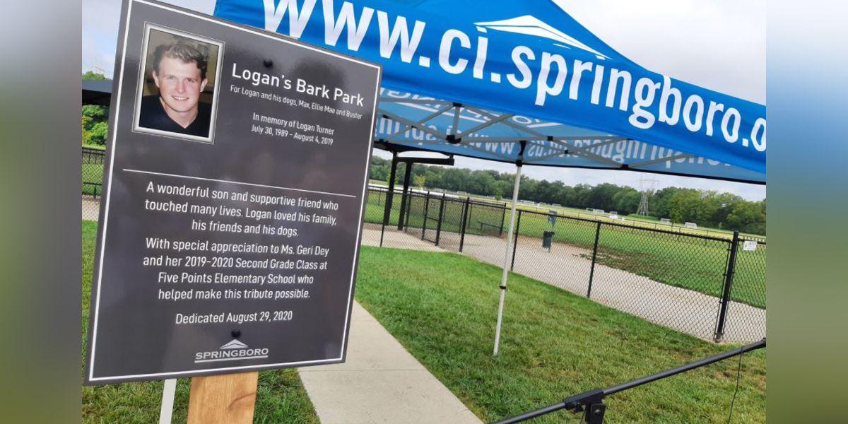 Springboro dog park named after Dayton mass shooting victim
