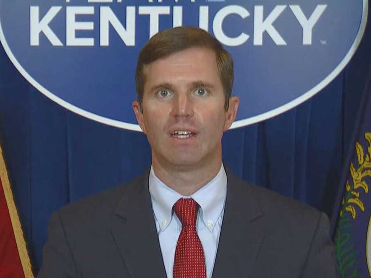 Gov. Beshear confirms second-highest number of new COVID cases and deaths in Ky.