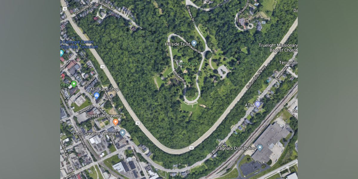 Columbia Parkway lane closures to begin Monday