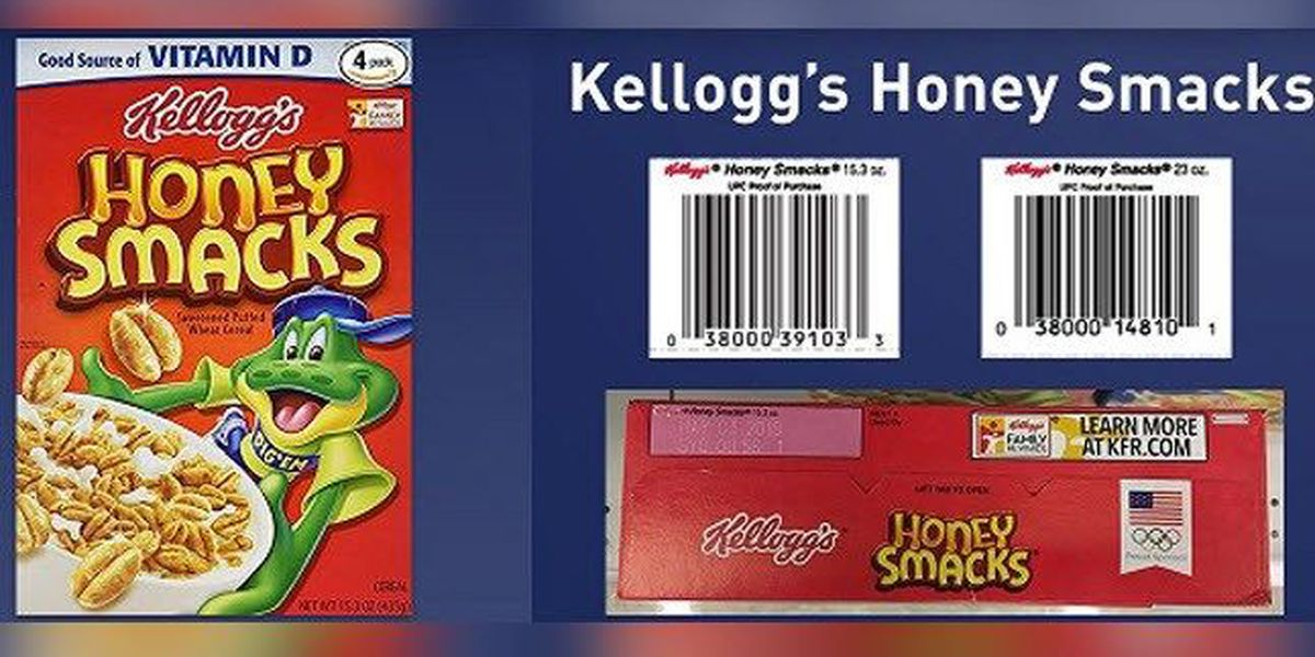 With more reported illnesses, CDC reminds consumers: Do not eat Honey Smacks
