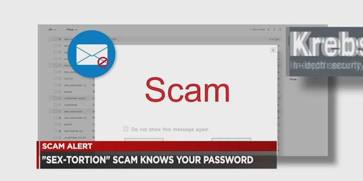 New computer scam threatens to expose 'embarrassing' information about users