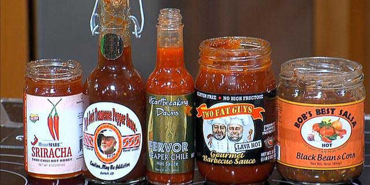 Spicy event features contests, 300 samples for hot sauce lovers