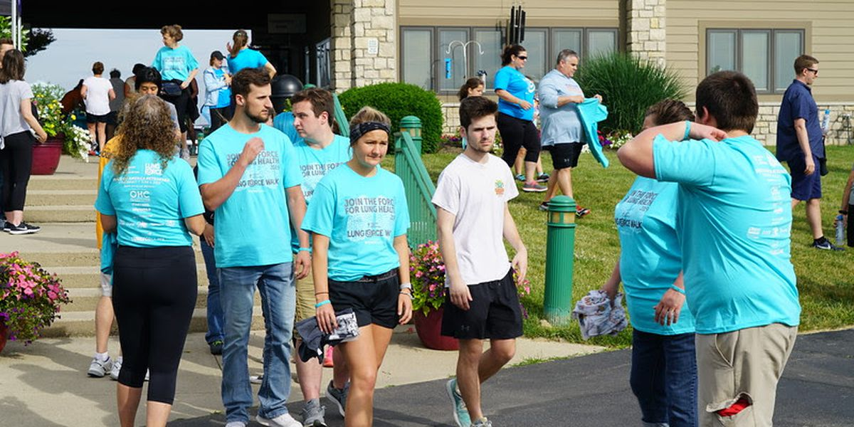 Lung Force Run/Walk goes virtual to raise money, awareness for respiratory diseases