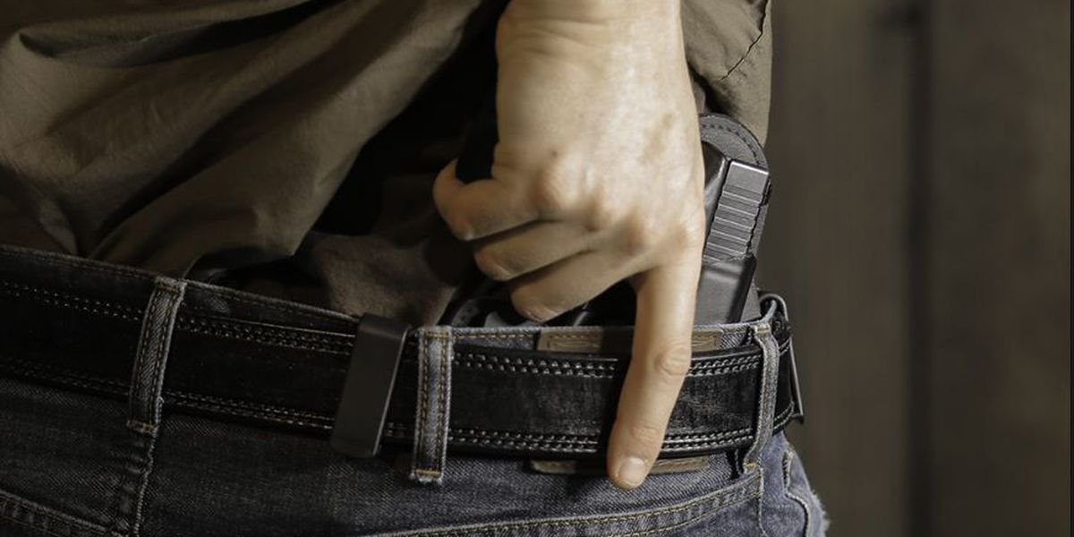 Ohio lawmakers OK concealed guns at universities, day cares