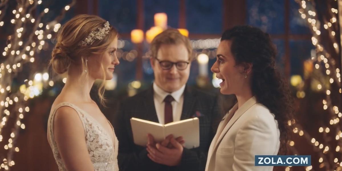 In reversal, Hallmark will reinstate same-sex marriage ads