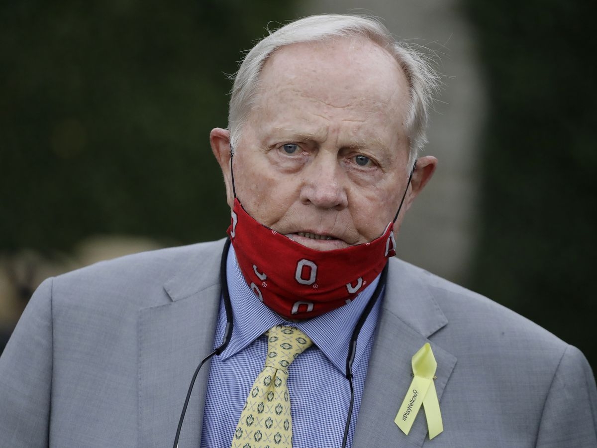 Ohio native and golf legend Jack Nicklaus issues endorsement for President Trump