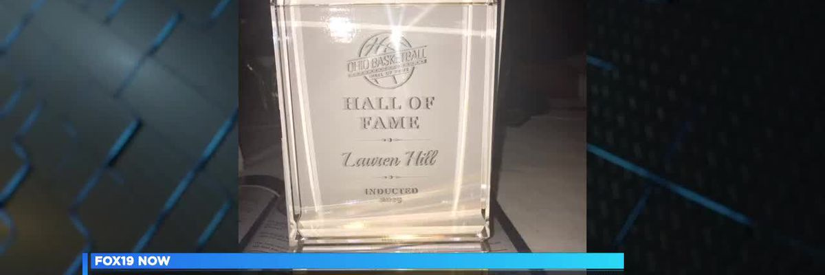 Lauren Hill enters Ohio Basketball HOF