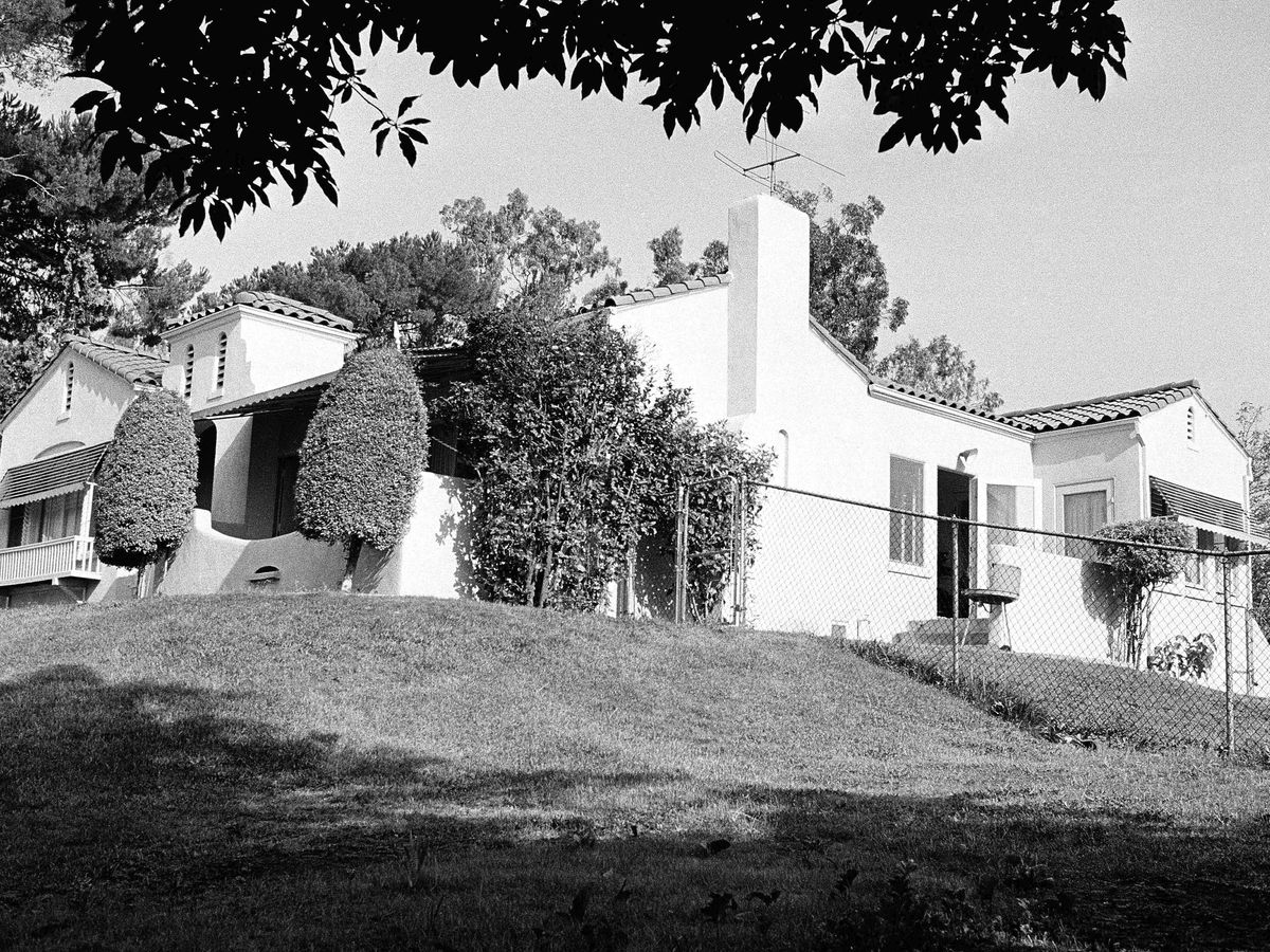 House where Manson followers murdered 2 is on the market
